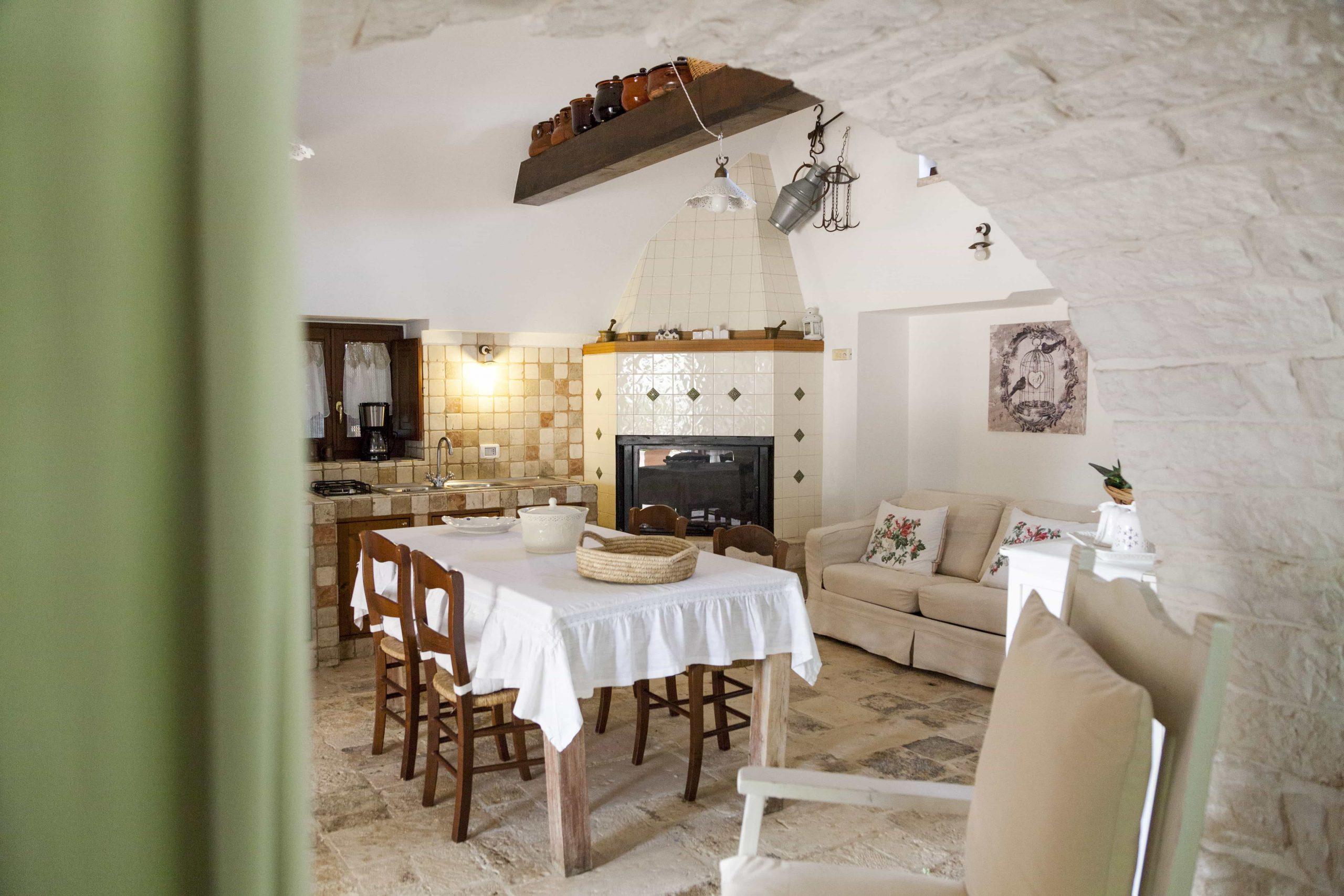 Masseria Lacatena – Suite Il Trullo