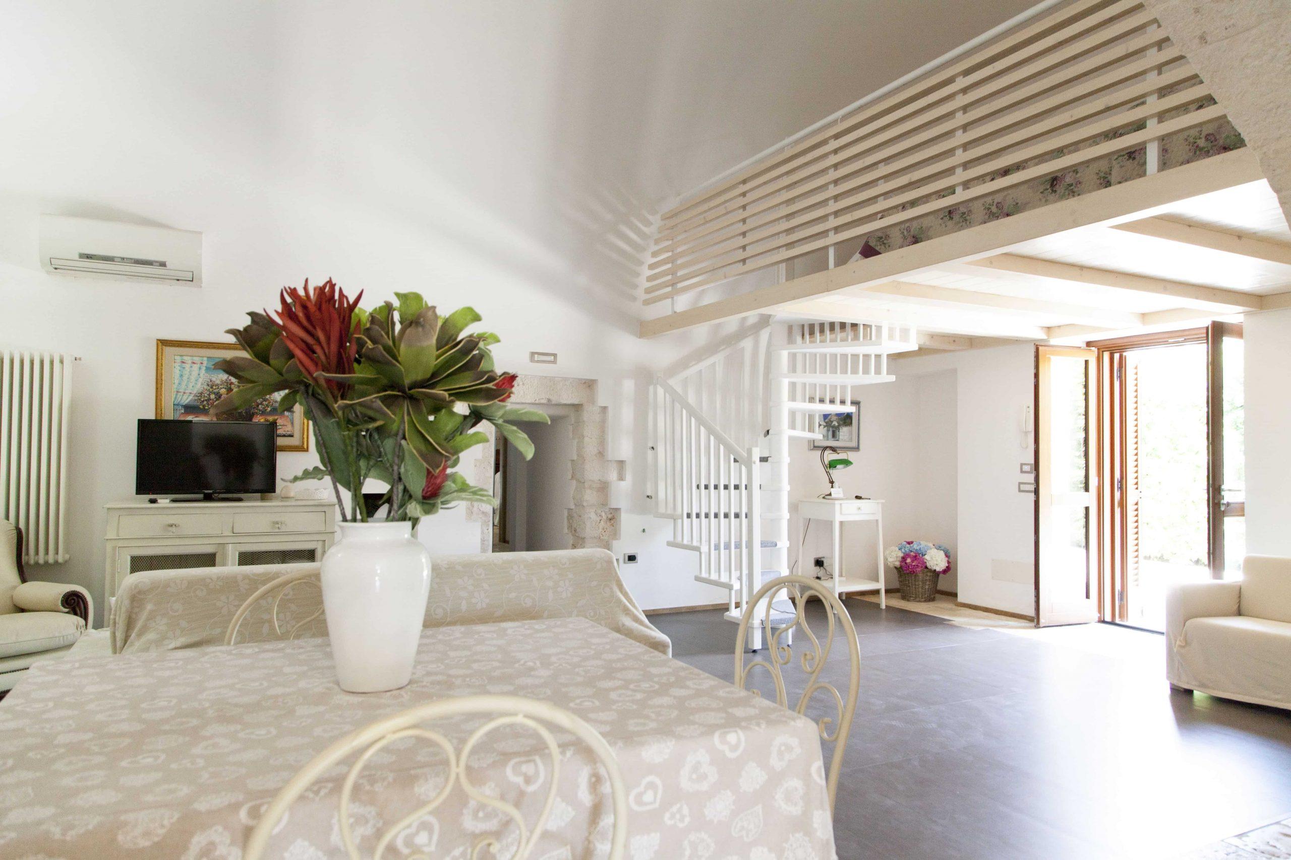 Masseria Lacatena – L'Appartamento